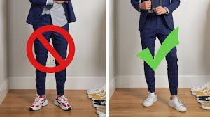 How to Wear Suits With <b>Sneakers</b> | <b>Men's Fashion</b> - YouTube