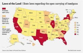 – Open Handguns Carry Permit Which States Of Wire Wonk