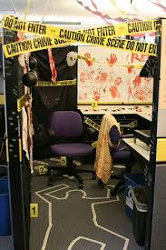 halloween office decorations. My Work Has A Contest For Best Halloween Cubicle! Office Decorations