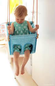 diy child s swing