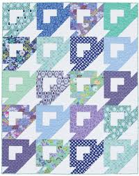 Large Block Quilt Patterns