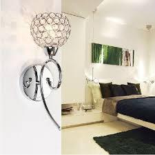 bathroom light sconces. Breathtaking Crystal Bathroom Wall Lights Modern Brief Lamp Light Sconces H