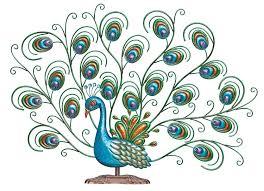 Get Quotations · Regal Art U0026 Gift Pretty Peacock Decor