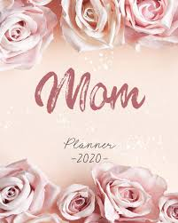 2020 2020 Weekly Planner Mom Planner 2020 2020 Weekly Planner Monthly Calendars