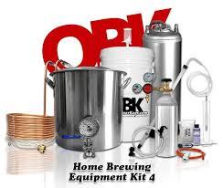 home brewing equipment kit 4 plete kegging