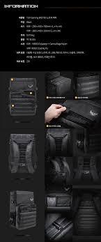 [ROG]<b>ASUS TUF Gaming BP2700</b> Notebook BackPack