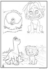 Small Picture Good Dinosaur Coloring Pages free printable 04