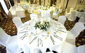 Round Table Settings For Weddings Long Table Setting Scottlikes Com