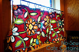 Mexican Kitchen Curtains