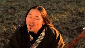 Asian music throat singing
