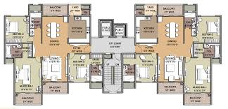 apartment building plans design. Architecture Excellent 2 Typical Luxury Apartment Complex Interior Design Floor Plans Plan Studio Building L