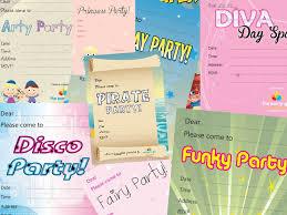party invites the party girl party invites the party girl jpg