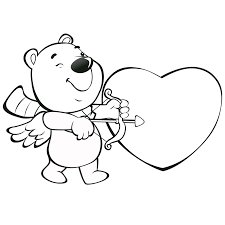 Kids will love making their own cards. Valentine Heart Coloring Pages Best Coloring Pages For Kids