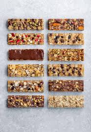 homemade granola bars 12 ways switch up your snack lineup with these healthy on