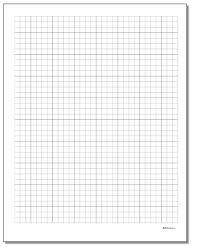 Individual Graph Paper Graph Paper