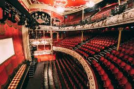 Gaiety Theatre Dublin Seating Chart Olympia Theatre Seating Chart Best Picture Of Chart