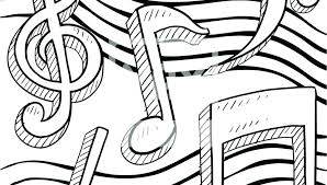 Free Music Worksheets For Kids Printable Note Coloring Pages ...