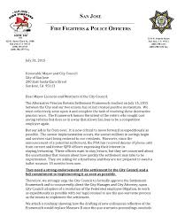 Poa Letter 1 Internal Affairs