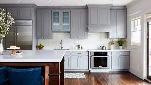 You can use an air sprayer a handheld airless sprayer or aerosol cans to spray paint kitchen cabinets. Painting Kitchen Cabinets How To Paint Kitchen Cabinets Step By Step Hgtv