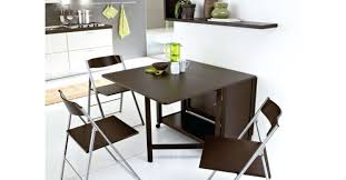 Round Hideaway Dining Set Zhis Me