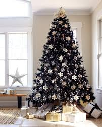 Style, substance, and sophistication  the Tuxedo Black Christmas Tree has  it all.