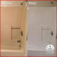 rustoleum tub and tile refinishing kit bath shower homax tub and sink refinishing kit for your