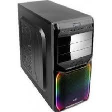 """<b>Корпус AeroCool</b> Miditower """"<b>V3X RGB</b> Black """" [57806]"""