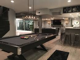 basement pool table. Contemporary Basement Basement Pool TablePing Pong Conversion Table And Dart Board Jaxxon Game  Tableu2026 Intended Table