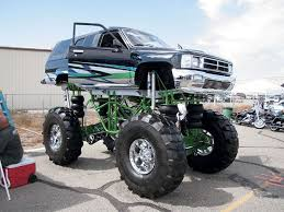 lifted toyota trucks. monster minitrucks toyota 4runner lifted trucks