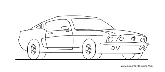 how to draw cool cars easy drawings designs trace70 cool