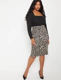 Gozon Size Chart Belted Asymmetric Hem Maxi Dress And Cardigan