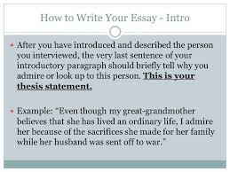 ms pankey the five people you meet in heaven unit auburn junior  how to write your essay intro after you have introduced and described the person you