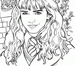 Harry Potter Coloring Pages To Free Jokingartcom Harry Potter