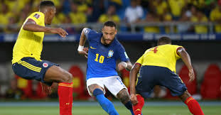 Colombia end Brazil's perfect run; Argentina outplay Uruguay   Football  News