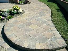 patio pavers lowes. Delighful Pavers Lowes Pavers Patio Garden Landscape Inspirational Designs  To Patio Pavers Lowes