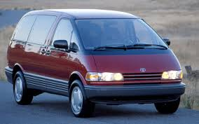 1991 Toyota Previa Photos, Specs, News - Radka Car`s Blog