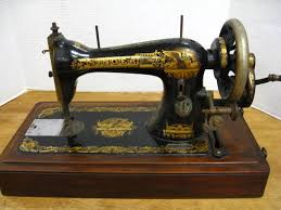 Antique Singer Manufacturing Co Sewing Machine