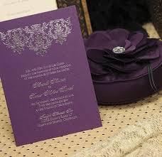 94 best wedding invitations images on pinterest wedding stuff Cadbury Purple Wedding Invitations Online tapestry invitation for elegantly previewing your purple wedding theme this wedding invitation design and many Black and Purple Wedding Invitations
