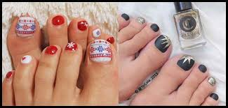 Cute Pedicure Designs 25 Pedicure Designs Ideas For Winter Fashiongram