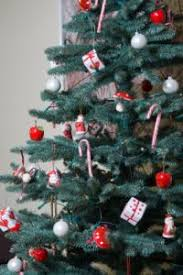 Candy Cane Poems  LoveToKnowChristmas Tree With Candy Canes