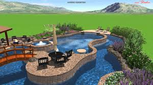 custom inground pool designs.  Designs And Custom Inground Pool Designs G