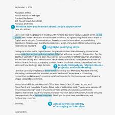 Entry Level Cover Letter Examples And Writing Tips