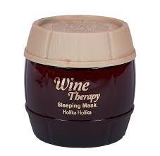 HOLIKA HOLIKA <b>Маска</b>-<b>желе винная ночная</b> Вайн Терапи ...