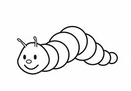 Small Picture Caterpillar Coloring Page fablesfromthefriendscom