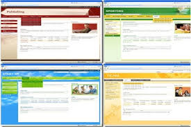 Microsoft Sharepoint Templates Download Sharepoint Themes For Microsoft Sharepoint 2007