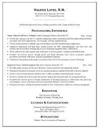 Nursing Resume Template Free Free Resume Template Resume Template