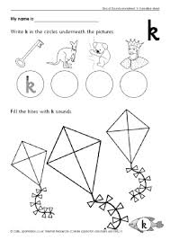 250 free phonics worksheets covering all 44 sounds, reading, spelling, sight words and sentences! Letter K Phonics Activities And Printable Teaching Resources Sparklebox