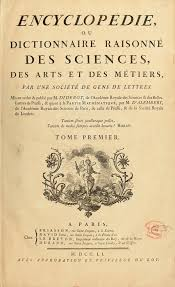 what was it like to be part of the french society on the th the encyclopatildecopydie by diderot and alii