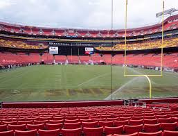 Redskins Seating Chart View Fedex Field Section 133 Seat Views Seatgeek