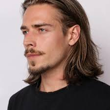 25 men with long hair all the looks